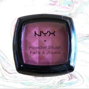B2G2 NYX Powder Blush PB06 Peach